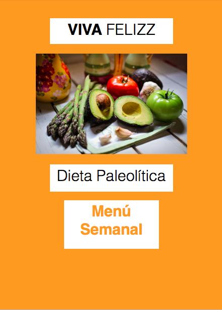 menu dieta paleo mexico