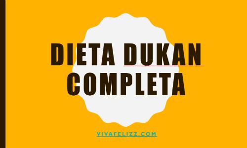 Dieta dukan descargar pdf
